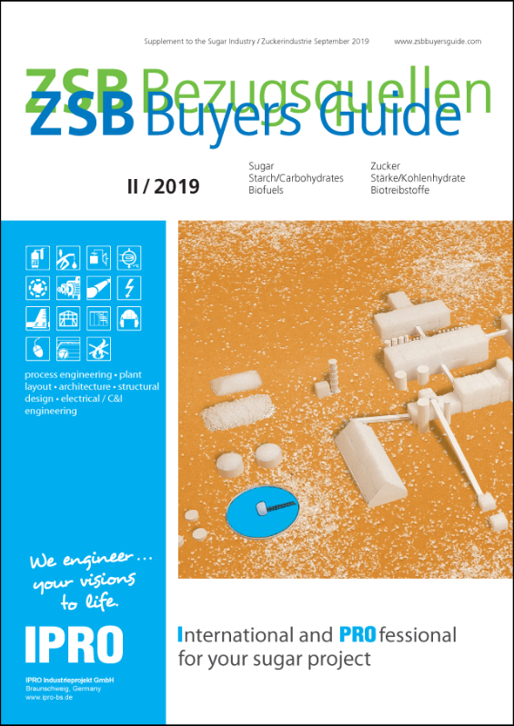 ZSB Buyers Guide - Sugar Industry