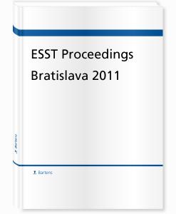 ESST Proceedings Bratislava 2011