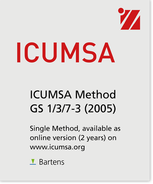 ICUMSA Method gs1-3