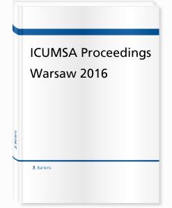 ICUMSA Proceedings Warsaw 2016