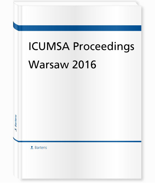 ICUMSA Proceedings Warsaw 2016