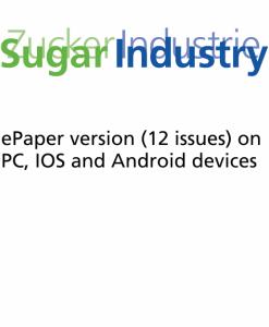 Sugar Industry Journal ePaper