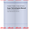 Sugar Technologists Manual