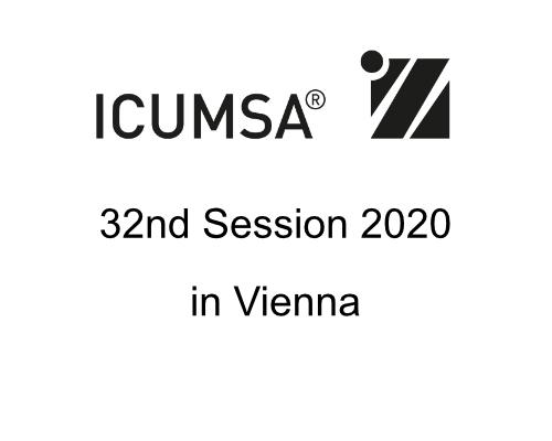 32nd ICUMSA Session