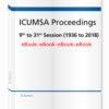 ICUMSA Proceedings 1936-2018