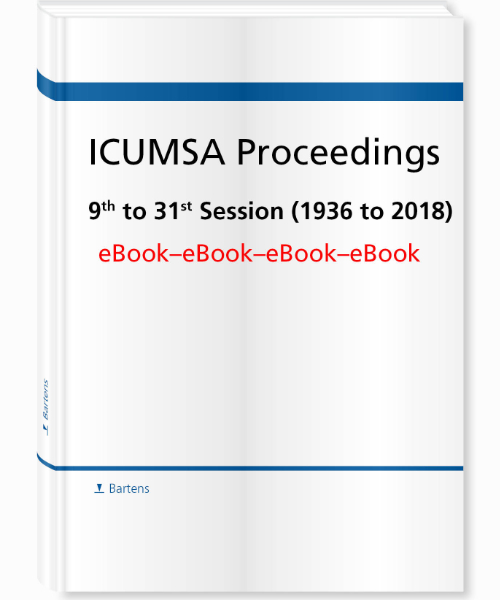 ICUMSA Proceedings 1936-2018
